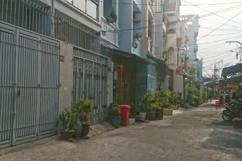 Hot, nhà DT 4x15m, 1 trệt, 1 lầu đường Phan Anh. Giá 9 triệu/th