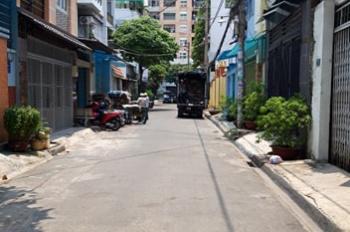 Nhà hẻm 8m Đồng Đen, P. 14, Q. Tân Bình (4x17.5)m, 72m2, 2 lầu, giá 7.5 tỷ