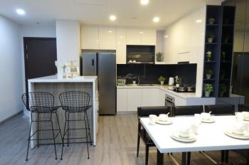 Golden Mansion bán căn hộ 3 phòng ngủ, nội thất cao cấp như hình. Giá bán 5 tỷ (LH: 0942383797)