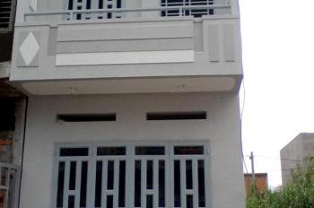 Cho thuê nhà mới xây tại đường Số 6, Bình Trưng Tây. DT 60m2 giá 6tr
