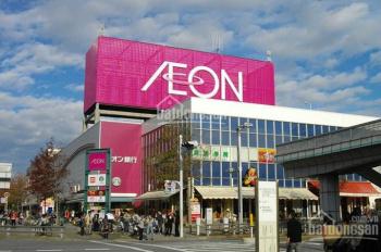 Cần bán lô đất BT đơn lập 375m2 đường 20m trục chính khu C ra Aeon, giá đầu tư lh 0963 410 666