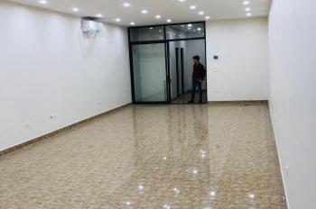 Chính chủ cho thuê văn phòng làm việc 65m2, nội thất cơ bản, 100 Trung Kính, LH: 0988865388