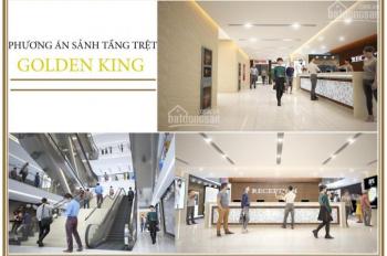 Chính chủ cần cho thuê shophouse tầng trệt Golden King mặt tiền Nguyễn Lương Bằng, Q7