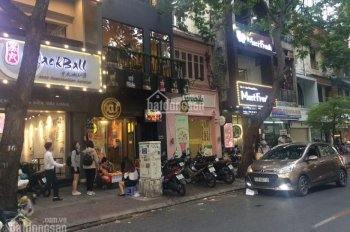 Hot! Nhà bán mặt tiền khu phố Nhật Thái Văn Lung, P. Bến Nghé, Q.1, 8x22m, giá 155 tỷ