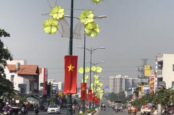 Bán nhà mặt tiền Lê Văn Việt, giá rẽ 140m2, thổ cư giá 19.8 tỷ, rẽ nhất con đường