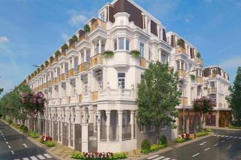 Bán nhà mặt phố 2 mặt tiền tiện kinh doanh, diện tích 5x18m, thiết kế 1 trệt 3 lầu. LH 0976226977