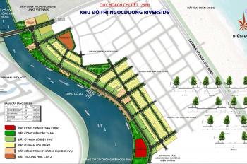 Chính chủ cần bán đất ven biển Ngọc Dương Riverside. Sỏ đỏ trao tay LH: 0905148139