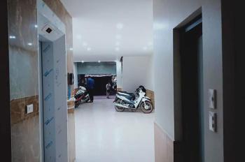 Cho thuê nhà mặt phố Đội Cấn 72m2, 6 tầng MT 5,5m làm spa, trụ sở, showroom, ngân hàng, văn phòng
