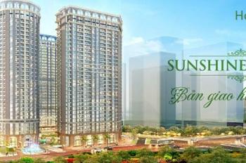 Chỉ với 145tr ký HĐMB chung cư cao cấp Sunshine Garden Vĩnh Tuy, tiềm năng tăng giá cao