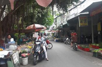 Bán nhà chính chủ trong chợ Sơn Kỳ khu sầm uất P. Sơn Kỳ, Q. Tân Phú, DT 4x17m vuông vức