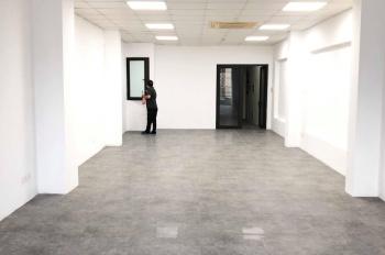 Cho thuê mặt sàn văn phòng phố Quán Thánh, DT 95m2/sàn