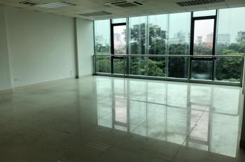 Cho thuê văn phòng mặt đường Bà Triệu, diện tích 95m2 - 110m2, giá thuê 235 nghìn/m2/tháng