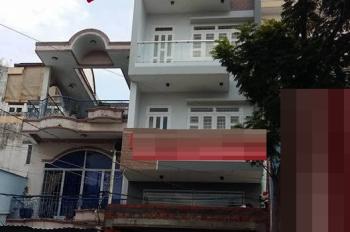 Nhà MT Độc Lập, P. Tân Thành, Q. TP- cho thuê nhanh nằm trong khu kinh doanh sầm uất, đông dân cư