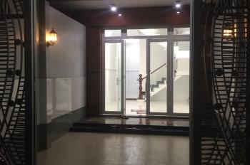 Nhà phố Bến Phú Định, P16, Q8 nhà mới 100% 3 lầu. 4x16m, giá chỉ 4.6tỷ, SHR