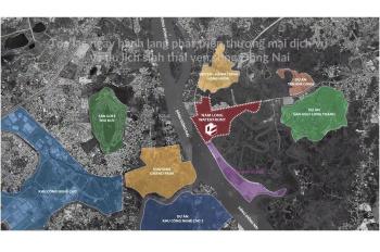 Bán đất nền TP Biên Hòa kề sân bay, trong sân golf, cận các khu đô thị ven sông, mặt tiền đường 60m