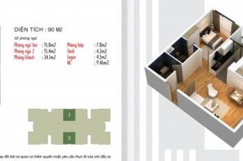 Bán căn hộ 83m2 full nội thất tòa N03T5 Ngoại Giao Đoàn, Bắc Từ Liêm, 0904625338 Ms Vân