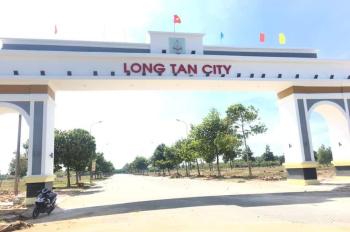 Long Tân City, thời điểm vàng để đầu tư, giá 8tr/m2, 100m2, sổ riêng từng nền, LH: 0395.443.122
