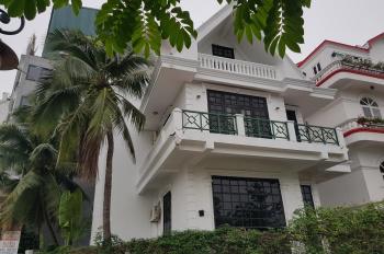 Bán biệt thự 3 tầng mặt Hồ Tây, DT 190m2, mặt phố Từ Hoa, quận Tây Hồ, Hà Nội