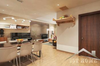 Cho thuê căn hộ Botanica Premier, 2PN, 2WC, giá 12 triệu/tháng LH 0909.997.652