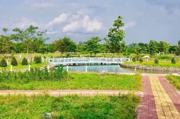 Đất nền thổ cư khu Vĩnh Phú 2, MT Vĩnh Phú 41, Bình Dương, 100m2, 12tr/m2, SHR CC, 0901347982 Ngân