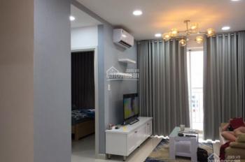 Cho thuê căn hộ RichStar, Tân Phú 55m2, 2PN, giá 9 triệu/tháng, lầu trung. LH Trúc: 0932742068