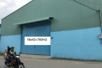 Cho thuê kho xưởng 600m2, mới xây, Thạnh Xuân, Quận 12, TPHCM, giá 34tr/tháng. LH 0931268002