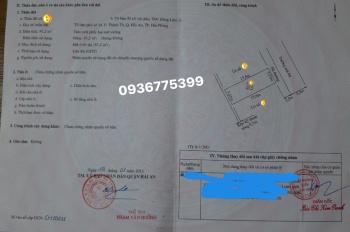 Bán lô đất 81,2m2 tại tái định cư Đằng Lâm 1