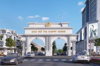 Bán đất nền dự án Happy Home Cà Mau, diện tích 100m2,120m2,240m2, giá chỉ từ 11tr/m2 LH: 0943424504