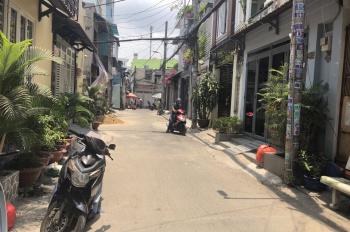 Bán nhà HXH Dương Quảng Hàm, P5, GV, DT: 5x11m, DTCN 52.5m2, 1 lầu, giá 4.35 tỷ, LH 0932 170 604