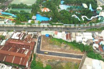 Bán gấp lô đất(5x18m)MT đường Kênh Tân Hóa, Tân Phú, đối diện Đầm Sen, SHR, giá 30tr/m2,0932619291
