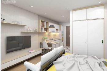 Chính chủ cho thuê căn hộ Vinhomes Green Bay Mễ Trì 1PN đủ đồ, giá rẻ nhất tòa 8,5tr/th. 0963083455