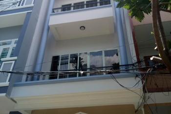 Chính chủ cho thuê nhà hẻm 9m 13/11 Nguyễn Thái Sơn, P3, Gò Vấp, DT: 4x20m, trệt 3 lầu