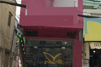 Cho thuê nhà mặt tiền đường Lê Văn Thọ khu đông dân Q. Gò Vấp