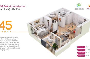 Cho thuê căn hộ Ecopark, giá rẻ nhất thị trường. LH: 09887.345.88