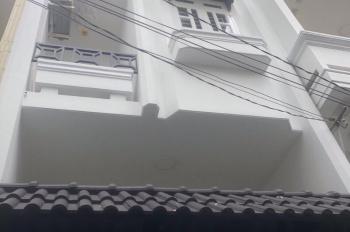 Bán nhà đường Phan Văn Trị, P10, GV, 4*14m nở hậu 5m, lửng 2 lầu mới, giá 5.45 tỷ TL LH 0983750975