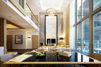Miss Vân Anh ĐT: 0962.396.563 bán chung cư Mandarin Duplex DT: 266m2, 4PN 3WC, thiết kế đẹp full NT