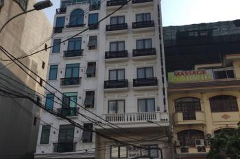 Bán nhà góc 2 mặt tiền Ngô Quyền, Q. 5, 4mx18m, 5 lầu, thang máy (HĐ thuê 75tr) 21 tỷ TL