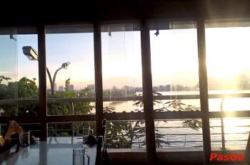 Bán biệt thự Quảng An, quận Tây Hồ, vị trí tuyệt đẹp 3 mặt tiền, view 2 mặt Hồ Tây, 330tr/m2