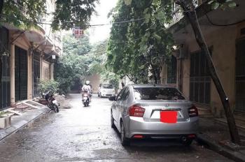 Bán nhà phân lô, mặt ngõ ô tô Đội Cấn Linh Lang 82m2x4T, 50m ra phố, khu an dưỡng tuyệt vời giá 8tỷ