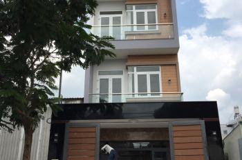 Nhà 5x27m, mặt tiền Bà Điểm, đường nhựa 12m thông gần chợ đầu mối Hóc Môn(Nguyễn Thị Sóc)