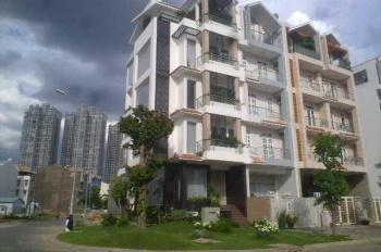 Cho thuê nhà phố Him Lam, 1 hầm, 5 lầu, thang máy, đường 35m, giá: 60tr/th rẻ nhất TT, 0907008897