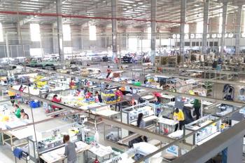 Cho thuê nhà xưởng đang làm may mặc MT Đỗ Văn Dậy, Tân Hiệp, Hóc Môn. DT 7.000m2, LH 0936 662032