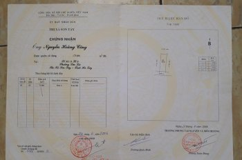 Chính chủ bán đất 75m2 tại Phường Sơn Lộc, thị xã Sơn Tây. LH: 0903260347