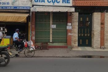 Cho thuê nhà mặt tiền Lê Đức Thọ gần chợ An Nhơn, chùa Trung Nghĩa