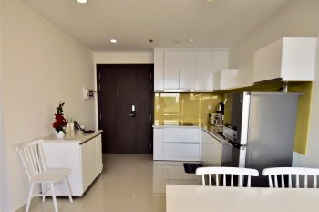 Cho thuê căn hộ River Gate Bến Vân Đồn, Quận 4, DT 57m2, 2PN, giá 15 triệu/tháng, LH 0908268880