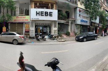 Chính chủ bán nhà mặt phố số 23 Trần Quang Diệu. DT 50m2, MT 4m