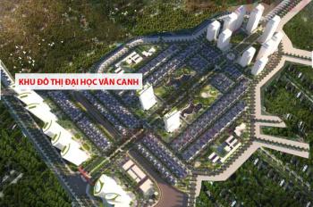 Bán biệt thự dự án An Lạc trước thuộc Đại Học Vân Canh, LH: 0932211121