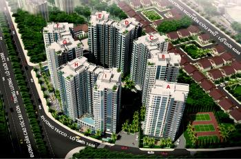 Bán căn hộ Tecco Town nhận nhà ở liền ngay trung tâm quận Bình Tân - hỗ trợ vay 70%