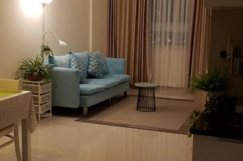 Cho thuê căn hộ Sunview Town Thủ Đức 64m2 đầy đủ nội thất. Giá 12tr/tháng, TT 3 tháng 10,5tr/tháng