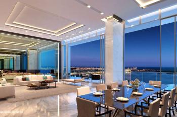 Bán căn hộ penthouse Vinhomes, 434m2, view sông công viên mới 100% bao hết, LH: 0977771919